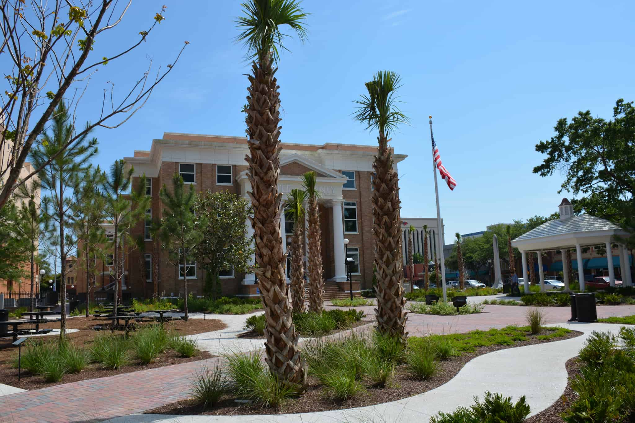 Manatee County Courthouse - Zoller Autrey Architects