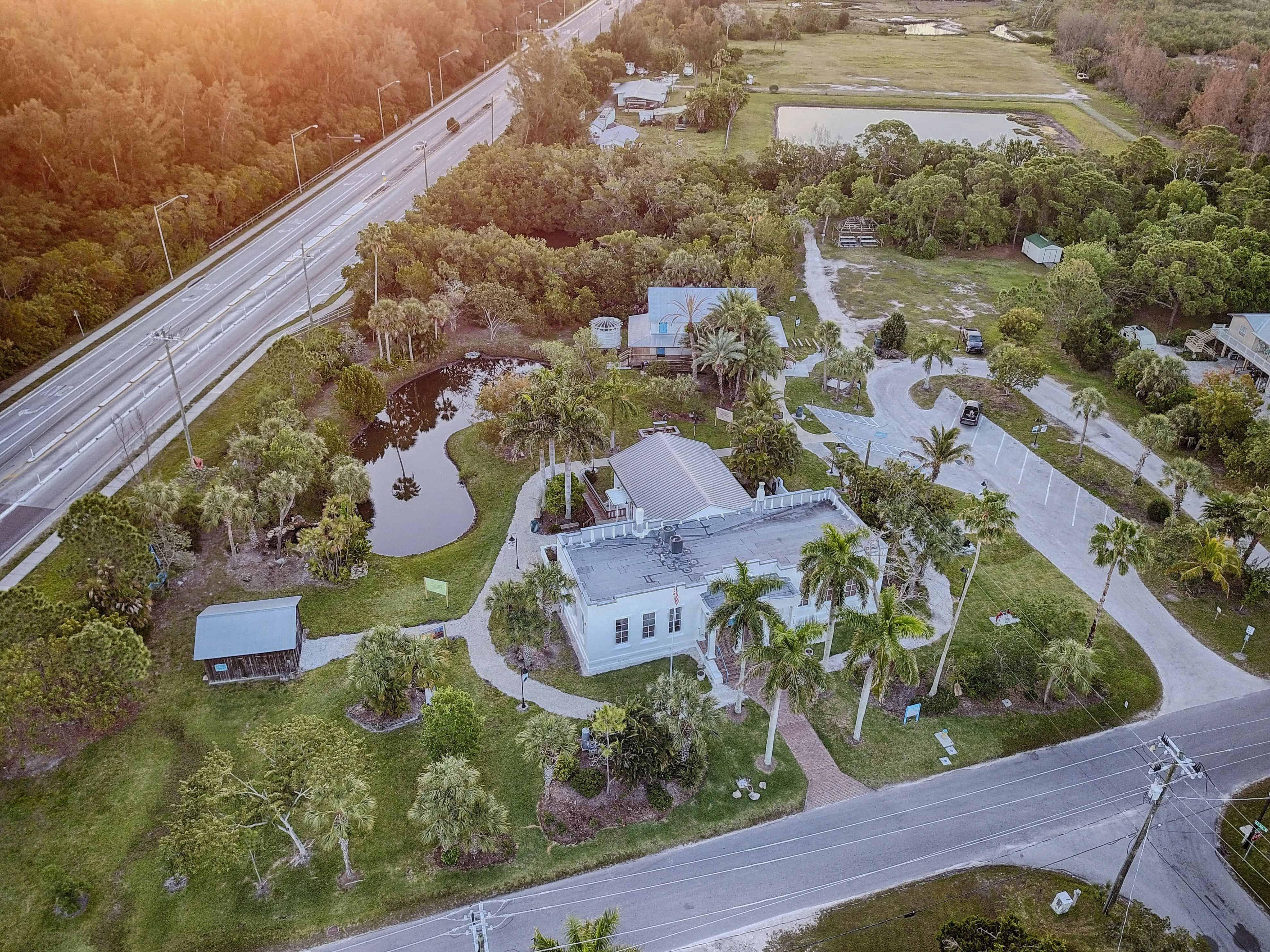 Florida Maritime Museum - Zoller Autrey Architects